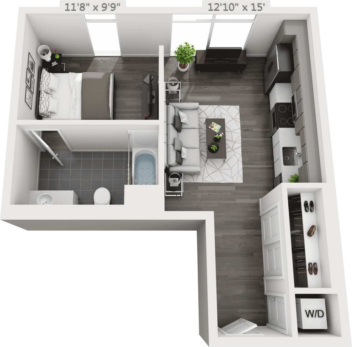Equity Apartment: Eviva On Cherokee Apartments
